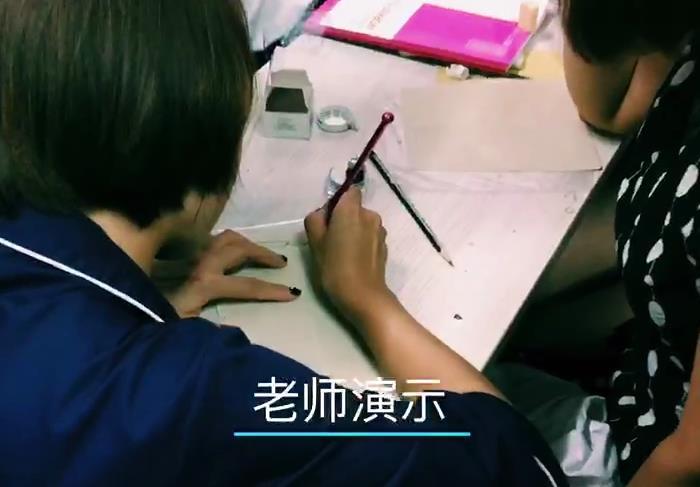 东方丽人纹绣学校的同学们辛苦了!